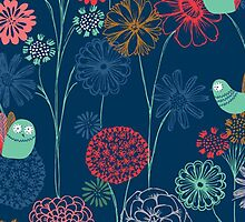 Summer Garden Floral by sale
