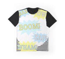 Batman - Pow, Boom, Wham Graphic T-Shirt