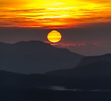 Adams Dawn, Sri Lanka by Cherrybom