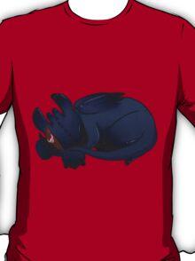 Sleeping Cuties- Toothless T-Shirt
