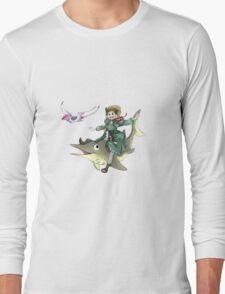 Mary's Grand Adventure Long Sleeve T-Shirt