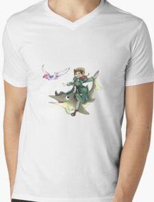 Mary's Grand Adventure Mens V-Neck T-Shirt