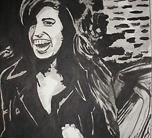 Amy Winehouse by Colin  Laing