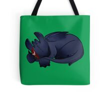 Sleeping Cuties- Toothless Tote Bag
