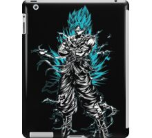 Super Saiyan Goku God Shirt - RB00207 iPad Case/Skin