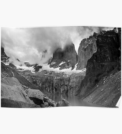 Torres Del Paine, Chile Poster