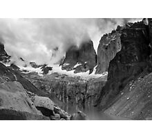 Torres Del Paine, Chile Photographic Print