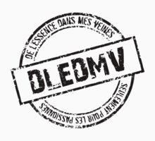 DLEDMV Logo Kids Clothes