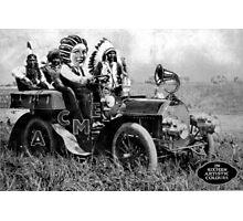 Apache Acme Cab. Photographic Print