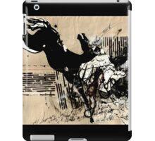 Dark Horse Vintage Collage iPad Case/Skin