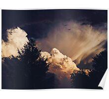 Transient Cumulonimbus Poster