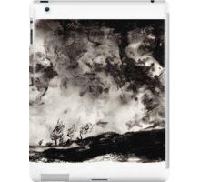 Charcoal Landscape iPad Case/Skin
