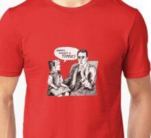 Daddy, What's A Yuppie? Unisex T-Shirt