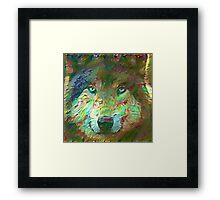 Spiritual Nature of Wolves Framed Print