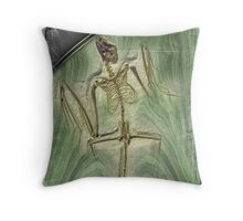 fossil 2 Throw Pillow