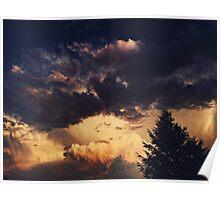 Renaissance Sky Poster