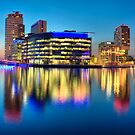 Salford Quays Media City by MartinWilliams