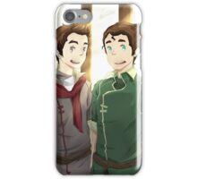 Fire Ferrets : Brothers iPhone Case/Skin