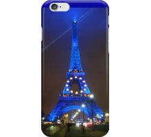 Parisian Blue iPhone Case/Skin