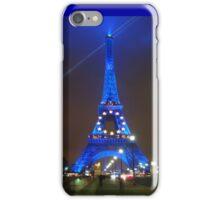 Parisian Blue iPhone Case/Skin