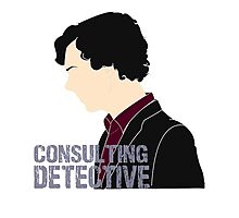 Consulting Detective 3 Photographic Print
