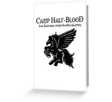 Camp Half Blood 2 Greeting Card