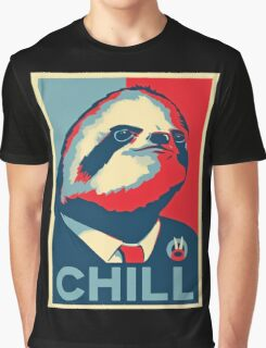 vote sloth Graphic T-Shirt