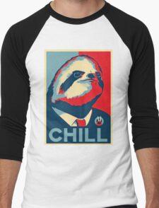 vote sloth Men's Baseball ¾ T-Shirt