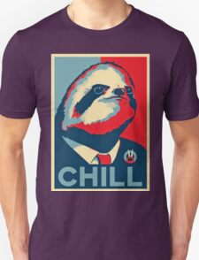 vote sloth Unisex T-Shirt