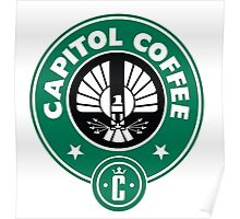 Capitol Coffee Poster