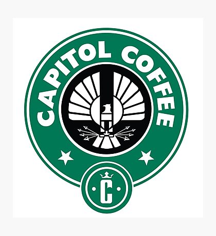 Capitol Coffee Photographic Print