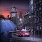 The long goodbye 7 by Adrian Donoghue