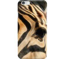 Zebra Graze iPhone Case/Skin