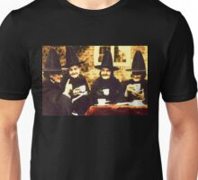Witches Tea Party - colored Unisex T-Shirt