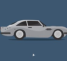 007 DB5 by David Wildish