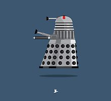 Dalek  by David Wildish