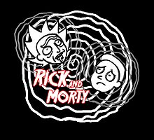 Rick and Morty!  by EwwGerms