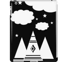 Tepee Cloud iPad Case/Skin