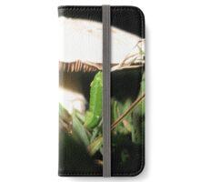 Mushroom iPhone Wallet/Case/Skin