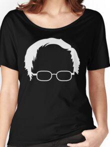 Bernie Silhouette - Light Women's Relaxed Fit T-Shirt
