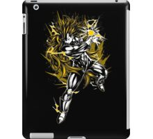 Super Saiyan Goku Shirt - RB00123 iPad Case/Skin