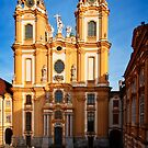Melk Abbey by Yukondick