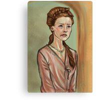 Sansa Canvas Print