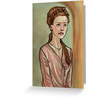 Sansa Greeting Card
