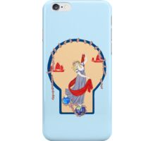 Tarot Two of Coins iPhone Case/Skin