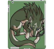 Wolf Link - Legend of Zelda iPad Case/Skin
