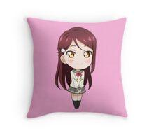 Sakurauchi Riko Chibi Throw Pillow