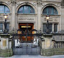 Edinburgh Central Library - Scotland  -  Best viewed large format by Leslie-Ann