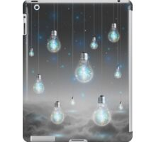 Shine From Within (Shine Bright Series) • Ice Blue  iPad Case/Skin