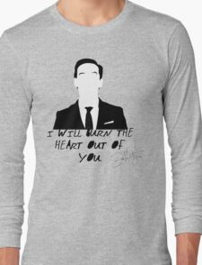 The Consulting Criminal Long Sleeve T-Shirt